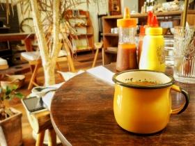 久延毘古café